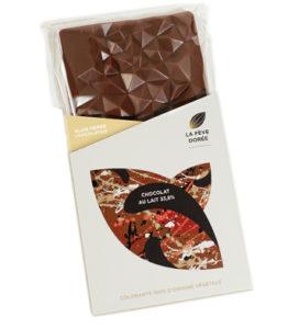 Tablette chocolat au Lait 33.8% / 85g